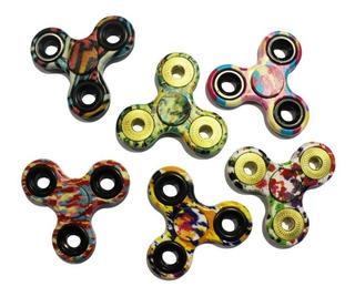 Fidget Spinner Ansiedad Antiestres Varios Diseños