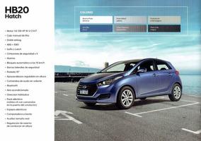 Hyundai Hb 20 Entrega Inmediata Todos Los Colores