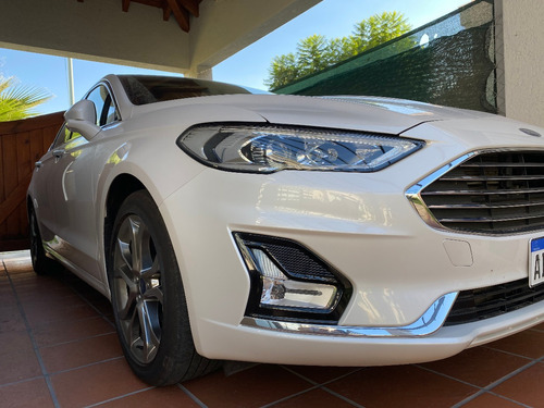 Ford Mondeo 2.0 Sel Ecoboost At 240cv
