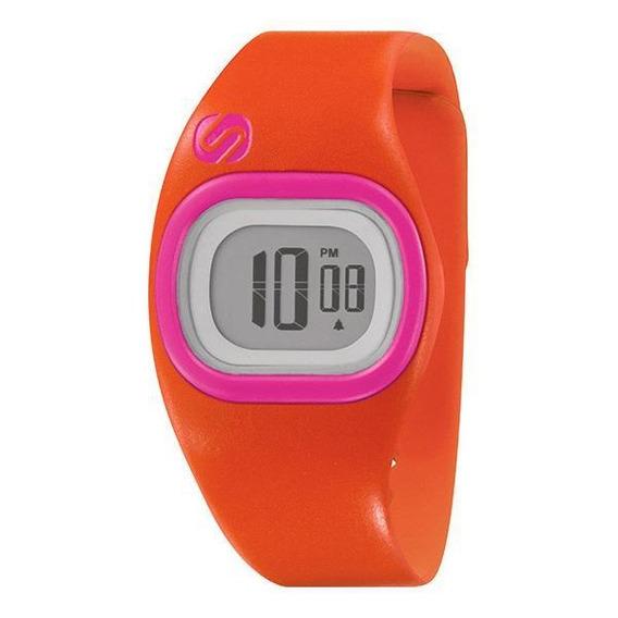Relógio De Pulso Soleus Tigress - Laranja