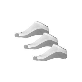 Paquete Calcetas Tin Hombre 3 Pzas Mod 75860 Blanco Voit