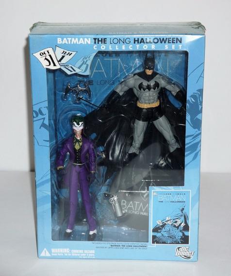 Batman The Long Halloween Collector Set