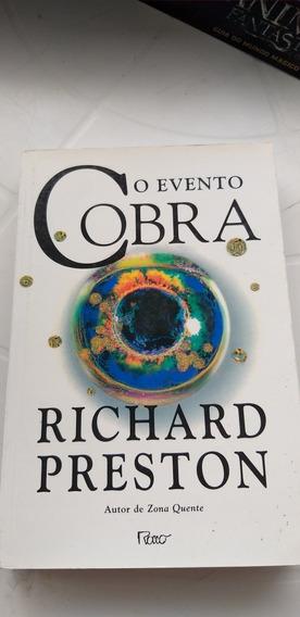 O Evento Cobra De Richard Preston