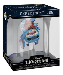 Disney Funko Stitch Experimento 626 Original 18 Cm En Stock!