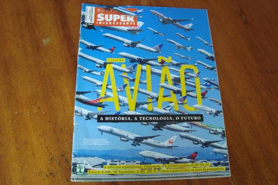 Revista Dossie Superinteressante / Aviao Historia Tecnologia