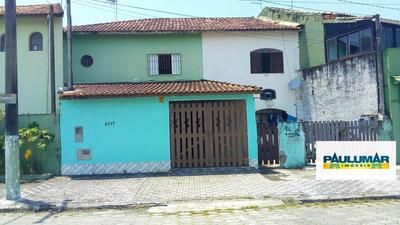 Aluga-se Sobrado 2 Dorm.- Agenor De Campos, Mongaguá - R$900,00 - A828230