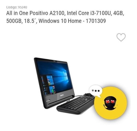 Computador De Mesa (desktop) Intel I3 - 500gb Hd - 4gb De Ra