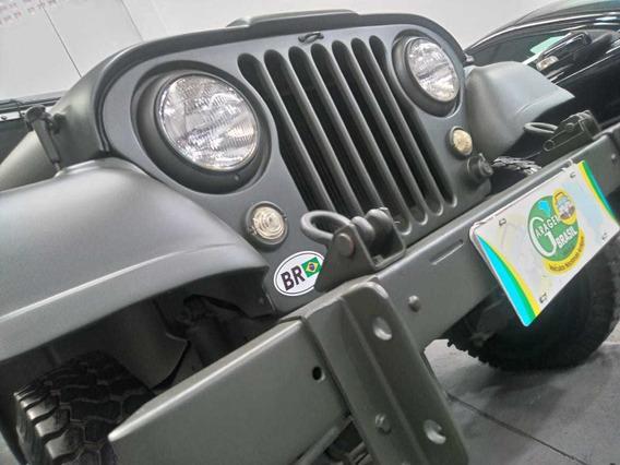 Jeep Willys Militar 64- Restauração Premium -p/ Colecionador