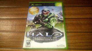 Halo El Combate Evolucionado Xbox