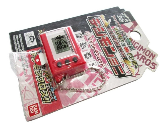 Digimon Xros Wars Mini Tamagotchi Original Bandai 2010