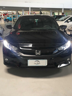 Honda Civic 2.0 Sport Flex 4p 2017