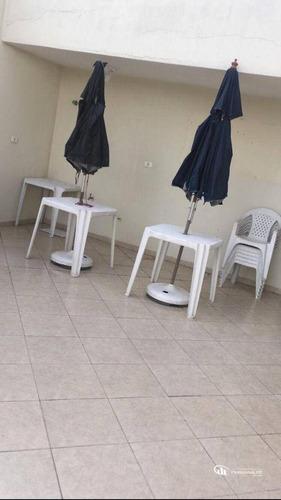 Imagem 1 de 10 de Cobertura Com 3 Dormitórios À Venda, 140 M² Por R$ 535.000 - Vila Pinheirinho - Santo André/sp - Co0073