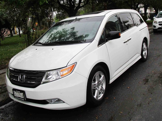 Honda Odyssey Touring 2012 Color Blanco
