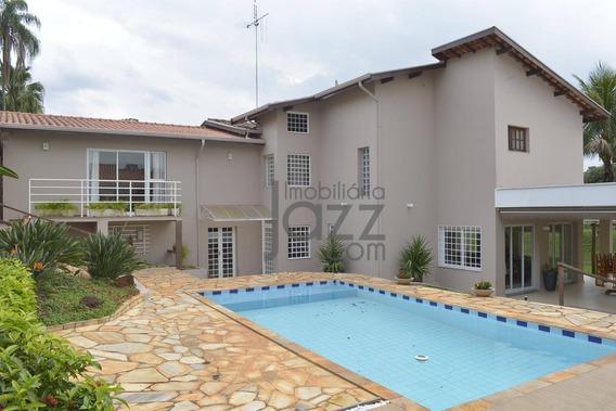 Chácara Residencial À Venda, Chácara Belvedere, Campinas. - Ch0047