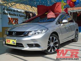 Honda New Civic 2.0 Exr Flex Aut. 4p