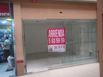 Arriendo Local En El Centro Comercial Bulevar