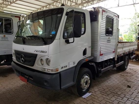 Mercedes-bens Acello 815 Ano 2016 Cabine Suplementar