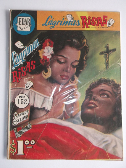 Lágrimas Risas Y Amor # 152 Edar Octubre 1965