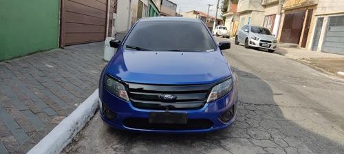 Imagem 1 de 5 de Ford Fusion 2010 2.5 Sel Aut. 4p