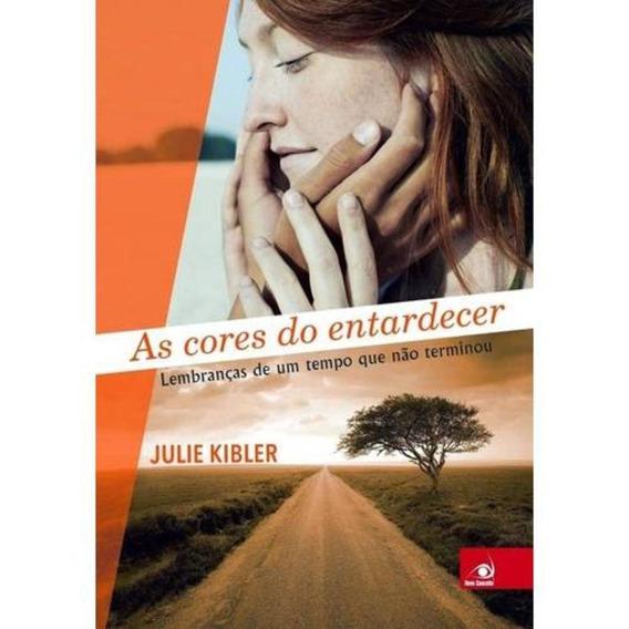 Livro - As Cores Do Entardecer - Novo Conceito