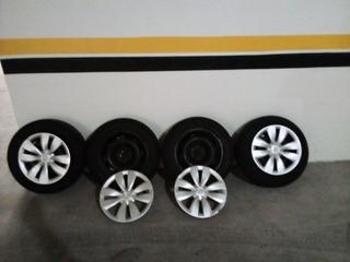 Llantas Aros Y Tapacubos Para Citroen, Peugeot Y Muchos Más