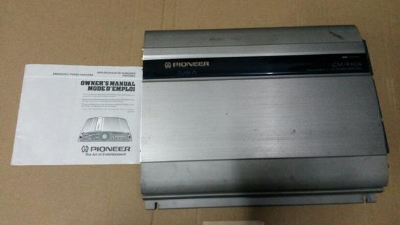 Modulo Amplificador Classe A Pioneer Gm-x904