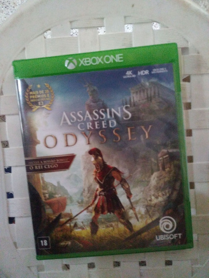 Assassin´s Creed Odyssey: X Box One (x Melhorados)