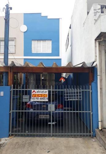Imagem 1 de 18 de Sobrado Com 2 Dormitórios À Venda, 66 M² Por R$ 370.000,00 - Jardim Kuabara - Taboão Da Serra/sp - So0266