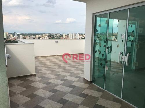 Apartamento Duplex À Venda, 127 M² Por R$ 520.000,00 - Vila Haro - Sorocaba/sp - Ad0010