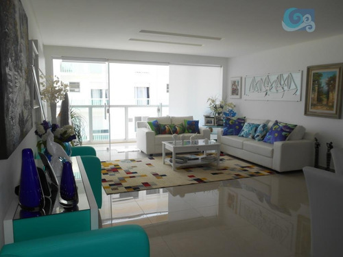 Imagem 1 de 25 de Apartamento Residencial À Venda, Praia Das Pitangueiras, Guarujá - Ap3838. - Ap3838
