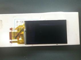 Display De Cristal Líquido Câmera Sony Dsc T70