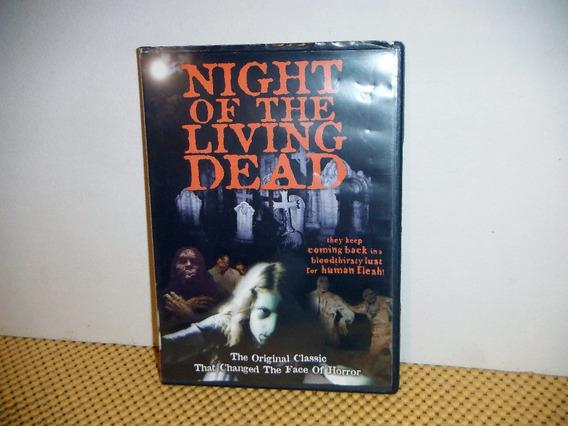 Night Of The Living Dead (1968) - Dvd (01) Importada