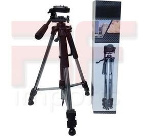 Tripé Universal Fotográfico Profissional Canon Nikon 1,50 Mt