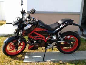 Xtreet 250x Negra Con Rojo Todo Al Día..!!