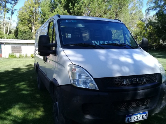 Iveco, Daily 35s15, Motor 3.0 Mod. 2016, Blanco