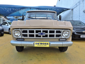 Chevrolet C-10 Pick-up 2.5 2p 1979