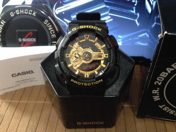 Relógio Casio Gshock Ga-110