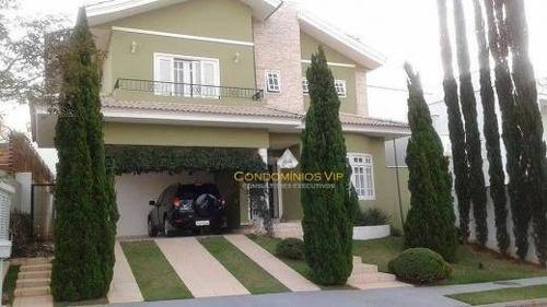 Imagem 1 de 22 de Casa À Venda, 356 M² Por R$ 2.200.000,00 - Aparecidinha - Sorocaba/sp - Ca0643