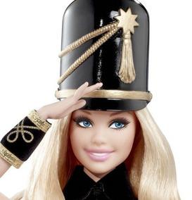 Barbie Collector Fao Schwarz Soldier 150th Anniversary 2011