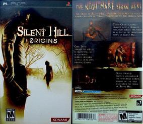 Silent Hill Origens - Psp - Semi-novo