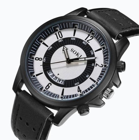 Lote De 12 Reloj Hombre Tipo Militar Sport Navy 4 Colores