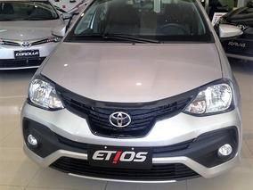Toyota Etios 5 Puertas Xls Automatico Entrega Inmediata