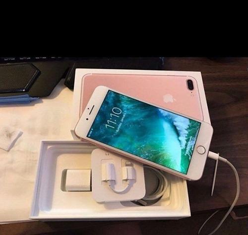 iPhone 7plus 128 Gb Roser