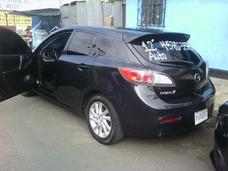 Mazda 3 Hachbac Modelo 2012