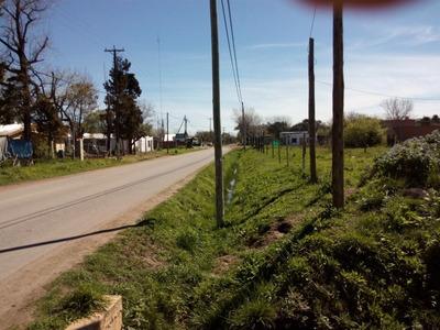 Lote En Venta Condarco Preciosa Zona Mariano Acosta $170.000