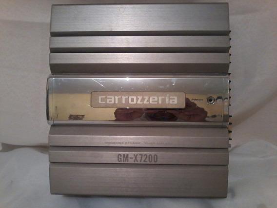 Modulo Pioneer Carrozzeria Gm-x7200 Focal Sony Dls Mtx Denon