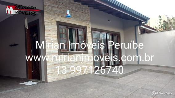 Casa Proximo Ao Centro Com 3 Suites , Armarios Embutidos E Piscina Em Peruibe - Ca01032 - 33470237