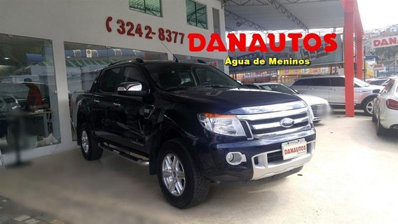 Ranger 3.2 Limited 4x4 Cd Automática Diesel 2015