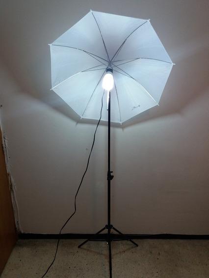 Bombillos Para Iluminación Fotografia Luz Continua (blancos)
