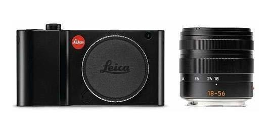 Camara Leica Tl2 Mirrorless Black Vario-elmar-tl 18-56 Mm ®